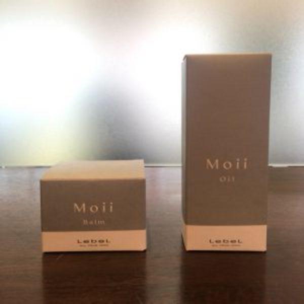 新しいスタイリング剤「Moii -モイ-」サムネイル