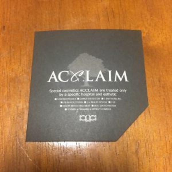 クリームとマキシマムのカードについて【ACCLAIM・アコライム】サムネイル