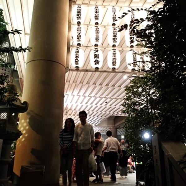 雉子神社のお祭サムネイル